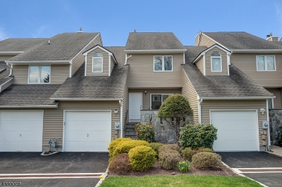 West Orange Twp. Condo/Townhouse For Sale: 6 Luft Ln