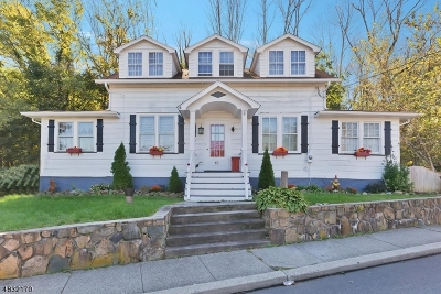 Montville Twp. Single Family Home Active Under Contract: 15 Whitehall Rd