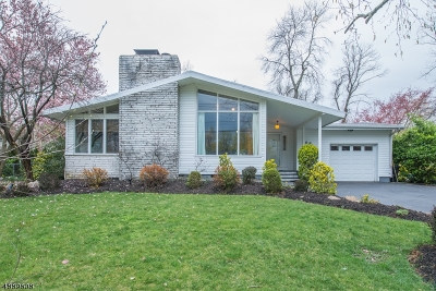 West Caldwell Twp. Single Family Home For Sale: 50 Annin Rd