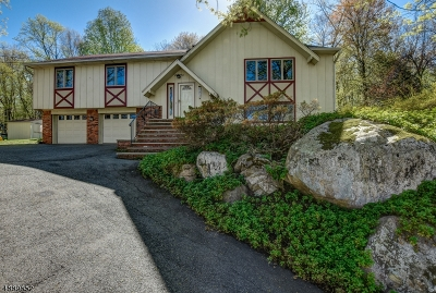 Sparta Twp. Single Family Home For Sale: 61 Warren Rd