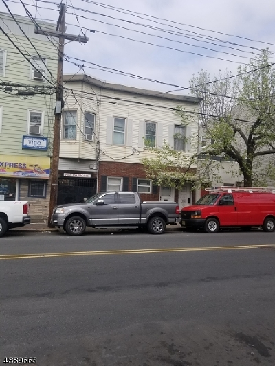 Newark City NJ Commercial For Sale: $399,000