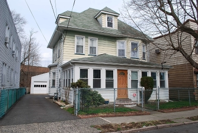 Passaic City Single Family Home For Sale: 46 Richard St
