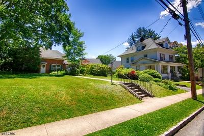 Bernards Twp., Bernardsville Boro Multi Family Home For Sale: 1 Olcott Ave