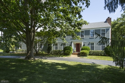 Tewksbury Twp. Single Family Home For Sale: 7 Fox Run Rd