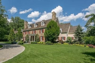 Harding Twp. NJ Single Family Home For Sale: $4,495,000