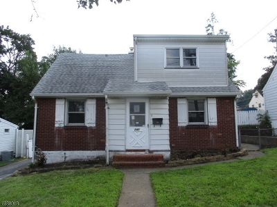 Clifton City Single Family Home For Sale: 245 Edison St