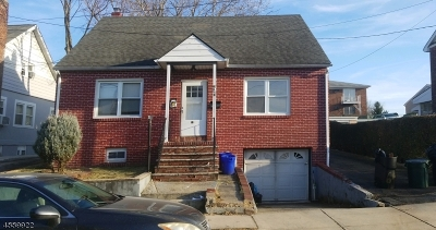 Belleville Twp. Multi Family Home For Sale: 64-66 Brighton Ave