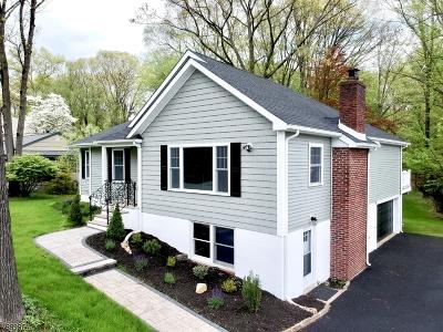 Rockaway Twp. Single Family Home For Sale: 26 Ute Pl