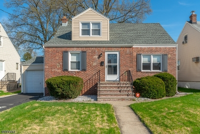 Union Twp. Single Family Home For Sale: 1095 Schneider Ave
