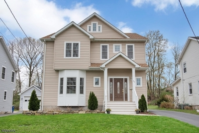 Chatham Boro Single Family Home For Sale: 49 Kings Rd