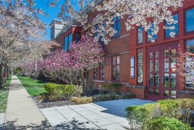 Glen Ridge Boro Twp. NJ Condo/Townhouse For Sale: $575,000