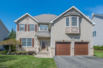 West Orange Twp. Single Family Home For Sale: 78 Terrace Ave