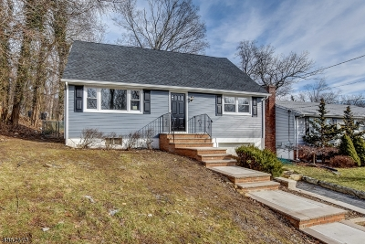 Oakland Boro Single Family Home For Sale: 209 Hiawatha Blvd