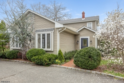 Single Family Home For Sale: 184 Parsippany Rd