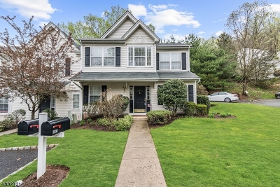 Bedminster Twp. Condo/Townhouse For Sale: 363 Wren Ln