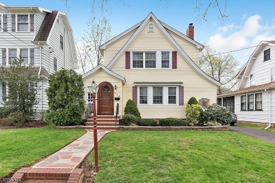 Single Family Home For Sale: 936 Irving Ave