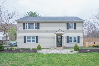 Denville Twp. Single Family Home Active Under Contract: 35 Front Street