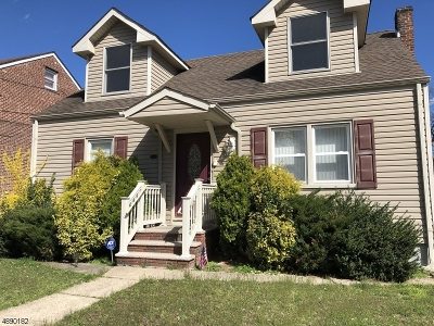 Belleville Twp. Multi Family Home For Sale: 50 Cedar Hill Ave
