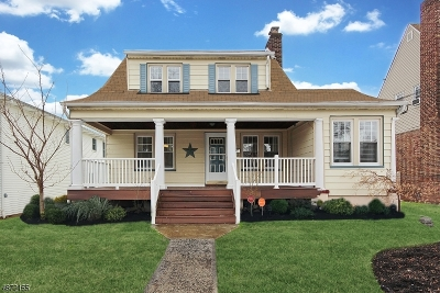Union Twp. Single Family Home For Sale: 404 Huguenot Ave