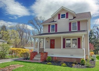 Bernards Twp., Bernardsville Boro Single Family Home For Sale: 9 Orchard St