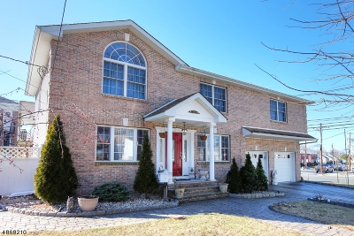 Union Twp. Single Family Home For Sale: 2486 Dorchester Rd