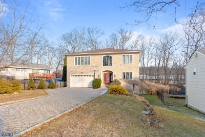 Rockaway Twp. Single Family Home For Sale: 4 Ute Pl