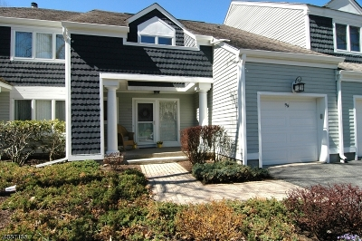Sparta Twp. Condo/Townhouse For Sale: 99 Sleepy Hollow