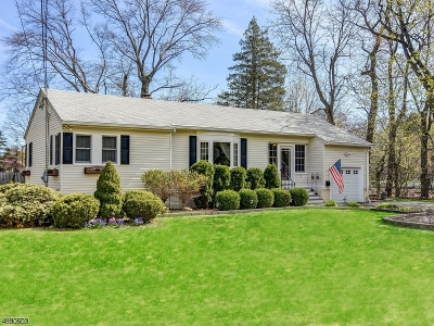 Glen Rock Boro Single Family Home For Sale: 2 Marinus Pl