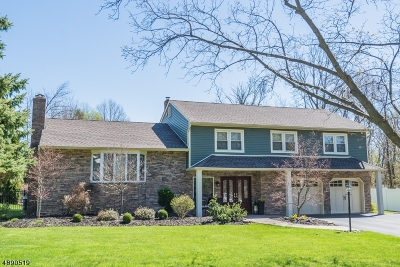 Wayne Twp. Single Family Home For Sale: 35 Stagg Rd