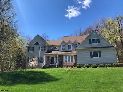 Vernon Twp. Single Family Home For Sale: 1 Oakhill Dr
