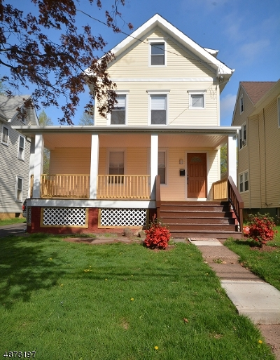 North Plainfield Boro NJ Single Family Home For Sale: $318,000