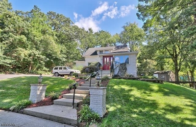 Wayne Twp. Single Family Home For Sale: 3 Webster Dr