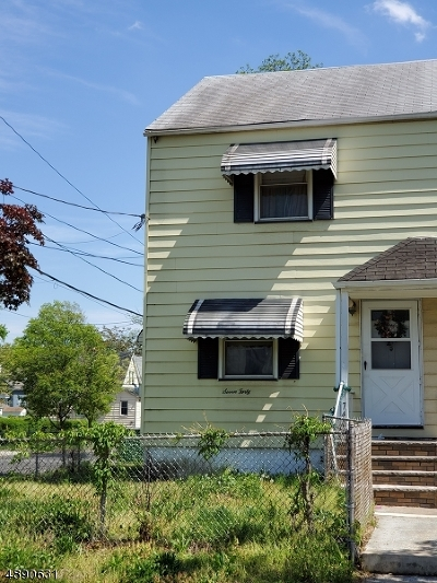 Linden City Single Family Home For Sale: 740 Cleveland Ave