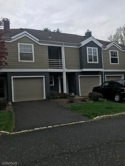 Bridgewater Twp. Condo/Townhouse For Sale: 90 Village Cir