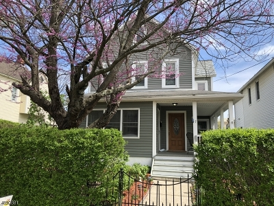 Newton Town Single Family Home For Sale: 7 Pine St
