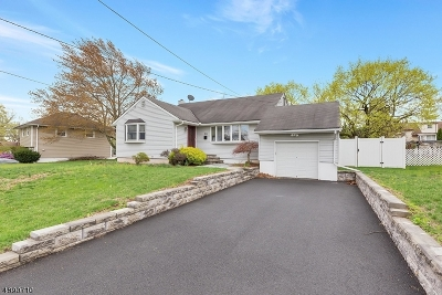 Franklin Twp. Single Family Home For Sale: 10 Briarwood Dr