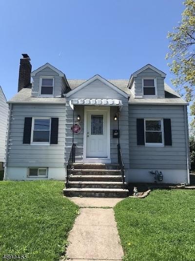 Clifton City Single Family Home For Sale: 26 High Park Pl