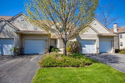 Hardyston Twp. Condo/Townhouse For Sale: 51 Harker Hill Drive