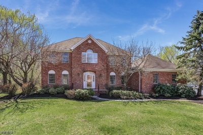Long Hill Twp Single Family Home For Sale: 20 Poppy Place