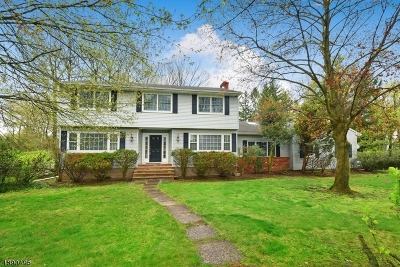 Wyckoff Twp. Single Family Home For Sale: 468 Barbara Ave