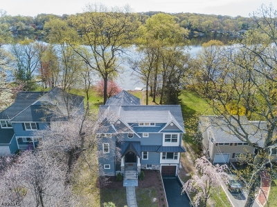 Rockaway Twp. Single Family Home Active Under Contract: 61 W Lake Shore Dr