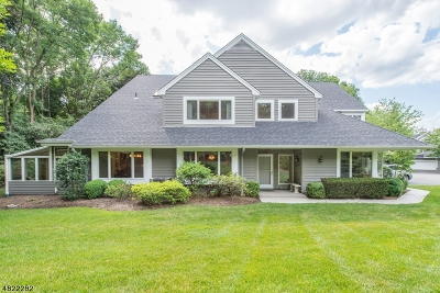 Wyckoff Twp. Condo/Townhouse For Sale: 218 Barnstable Dr