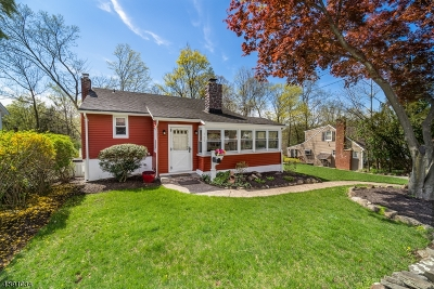 Wayne Twp. Single Family Home For Sale: 50 Laurel Dr
