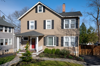 Chatham Boro Single Family Home For Sale: 8 N Summit Ave