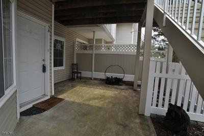 Bedminster Twp. Condo/Townhouse For Sale: 38 Academy Ct