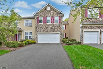 Hunterdon County Condo/Townhouse For Sale: 65 Ebersohl Cir