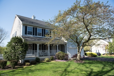 Branchburg Twp. Single Family Home For Sale: 20 Winthrop Dr
