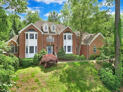 Long Hill Twp Single Family Home Active Under Contract: 51 Charles Rd