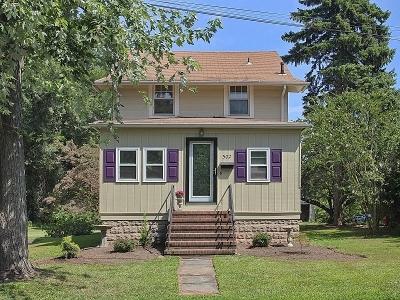 Cranford Twp. Single Family Home For Sale: 502 Riverside Dr