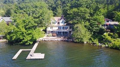 Rockaway Twp. Single Family Home For Sale: 24 Lake End Rd